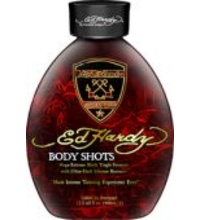 Крем для солярия Ed Hardy - BODY SHOTS