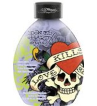 Крем для солярия Ed Hardy - LOVE KILLS SLOWLY