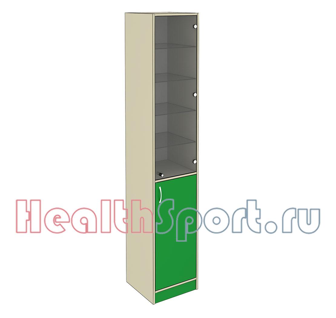 Шкаф-витрина К-01