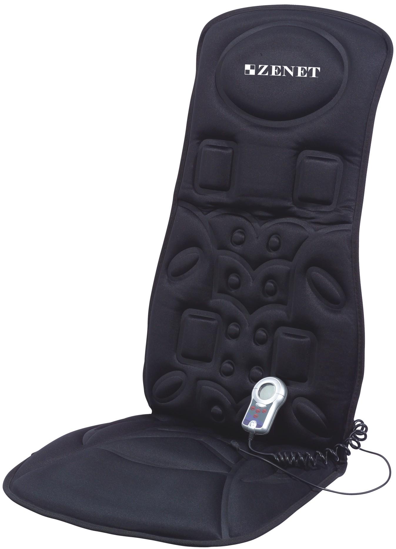 Массажная накидка ZENET TL-2005Z-F на автомобильное кресло