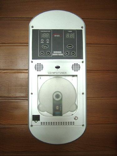 Пульт для инфракрасной сауны Infrastar Multimedia