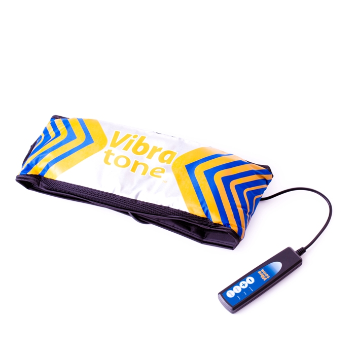 Вибромассажный пояс для похудения Vibra Tone (Вибратон)