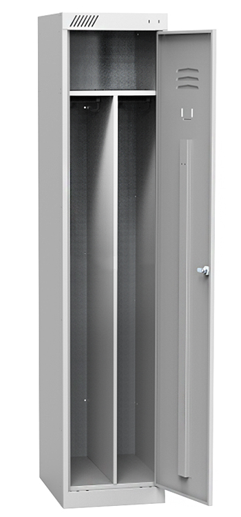Металлический шкаф для спецодежды ШРК 21-400