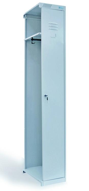 Металлический шкаф для одежды ШРС-11:400 ДС